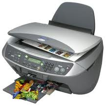 Epson CX CX6400 Printer Reset