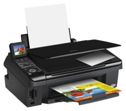 Epson TX TX410 Printer Reset