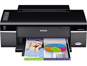 Epson WorkForce 40 Printer Reset