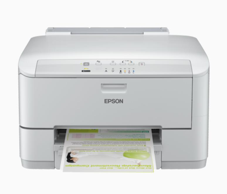 Epson WorkForce Pro WP-4011 NEW Printer Reset