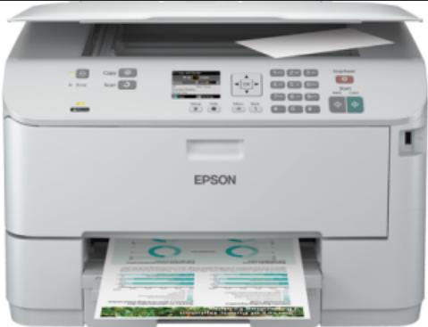 Epson WorkForce Pro WP-4521 Printer Reset