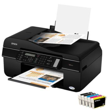 Epson TX TX510FN Printer Reset