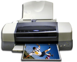 Epson Photo 870 Printer Reset