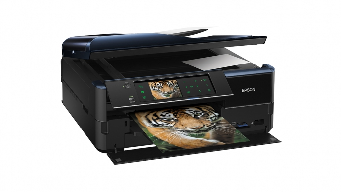 Epson TX TX830FWD Printer Reset