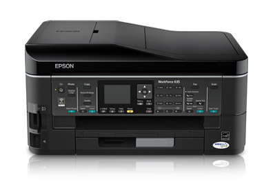 Epson WorkForce 633 Printer Reset