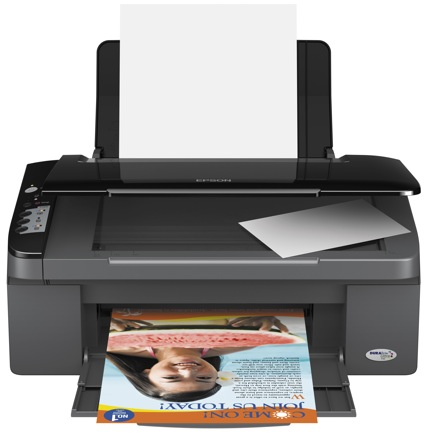 Epson NX NX110 Printer Reset