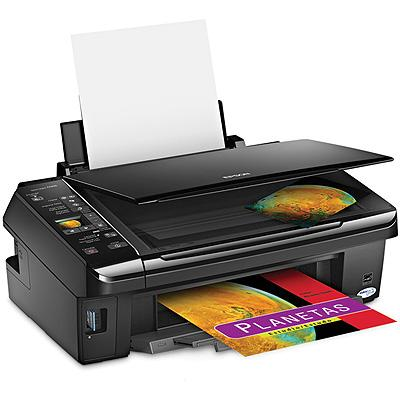 Epson NX NX300 Printer Reset