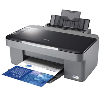 Epson CX CX3900 New Printer Reset