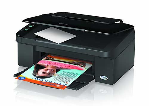 Epson NX NX106 Printer Reset