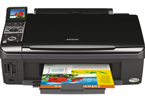 Epson NX NX408 Printer Reset