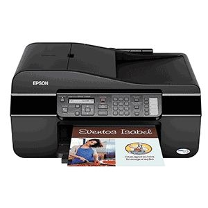 Epson TX TX320F New Printer Reset