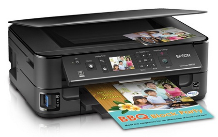 Epson NX NX620 New Printer Reset