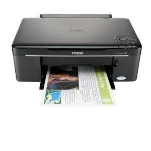 Epson TX TX120 New Printer Reset