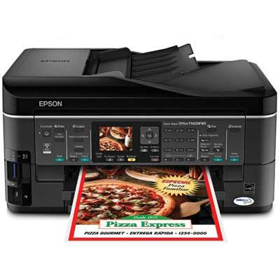 Epson TX TX620FWD Printer Reset