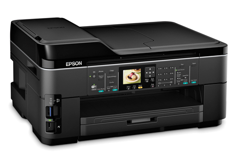 Epson WorkForce WF-7010 Printer Reset