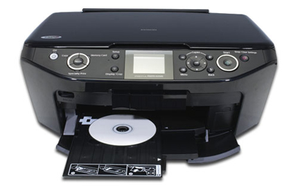 Epson RX RX595 Printer Reset