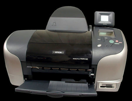 Epson Photo 925  WIC Printer Reset