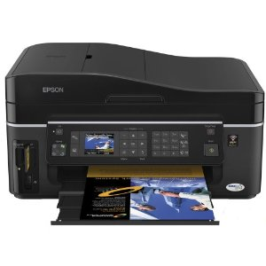 Epson SX SX600FW New Printer Reset