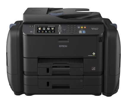 Epson WorkForce WF-R4640  WIC Printer Reset