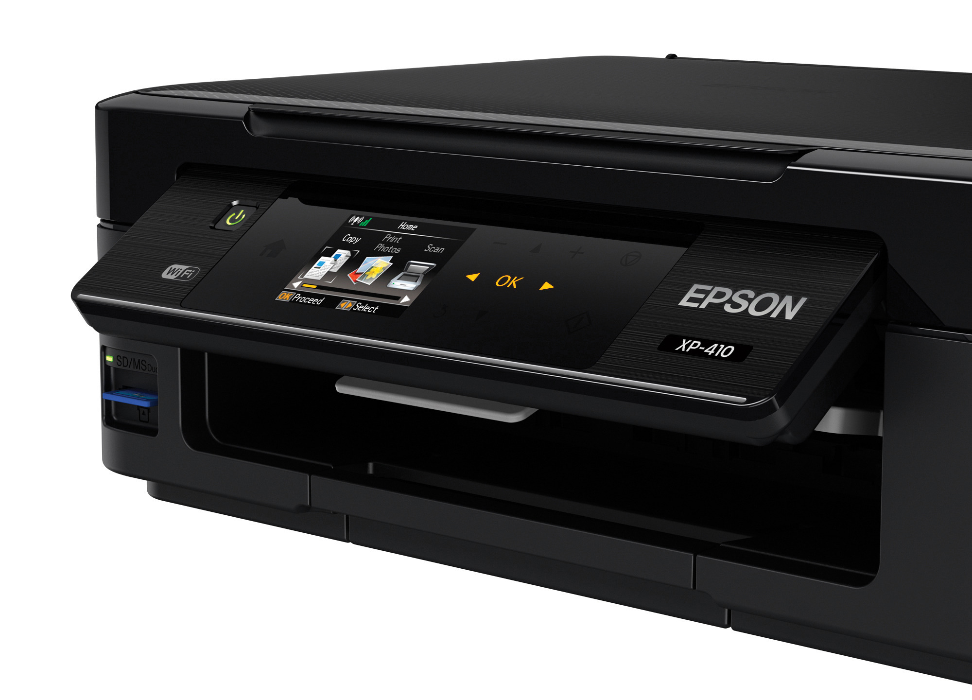 Epson XP Expression Home XP410 (BR2) NEW Printer Reset