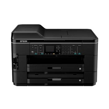 Epson WorkForce WF-7521 (BR2) NEW Printer Reset