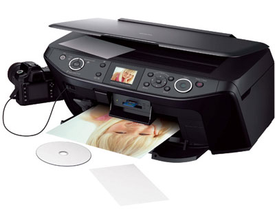 Epson RX RX615 Printer Reset