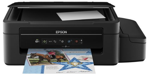 Epson ET ET-2500  (K) Printer Reset