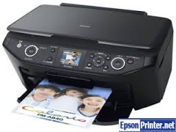 Epson PictureMate PM PM A840 (K) Printer Reset