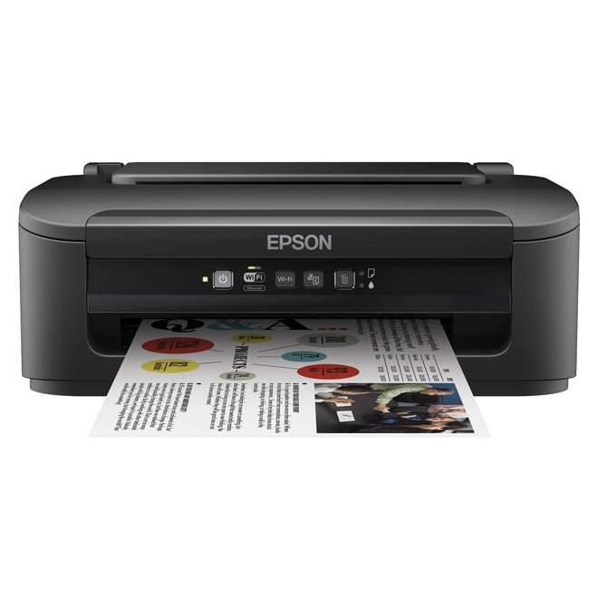 Epson WorkForce WF-2010 (K) Printer Reset