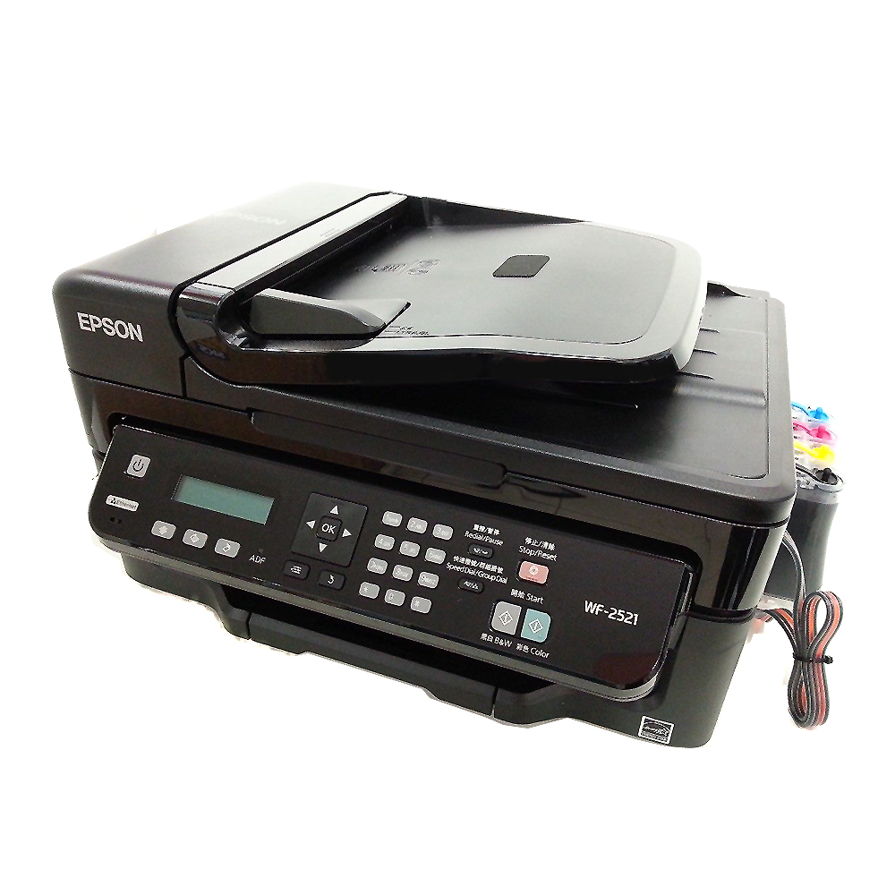 Epson WorkForce WF-2521 (K) Printer Reset