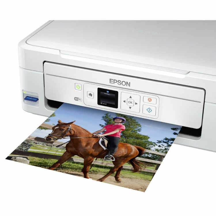 Epson XP Expression Home XP312 (K) Printer Reset