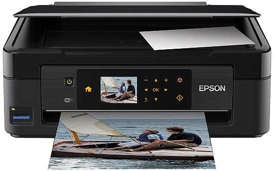 Epson XP Expression Home XP412 (K) Printer Reset