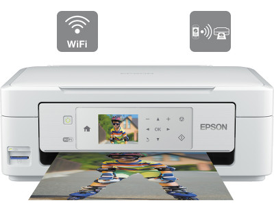 Epson XP Expression Home XP447 (K) Printer Reset