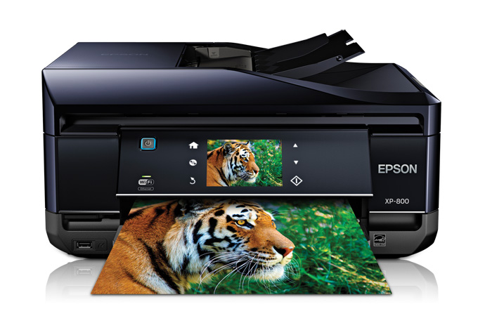 Epson XP Expression Home XP800 (K) Printer Reset