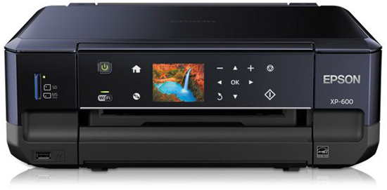 Epson XP Expression Home XP601 (K) Printer Reset