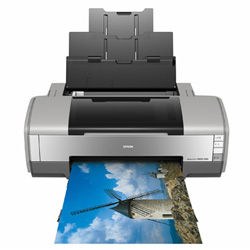 Epson Photo 1380  New Printer Reset