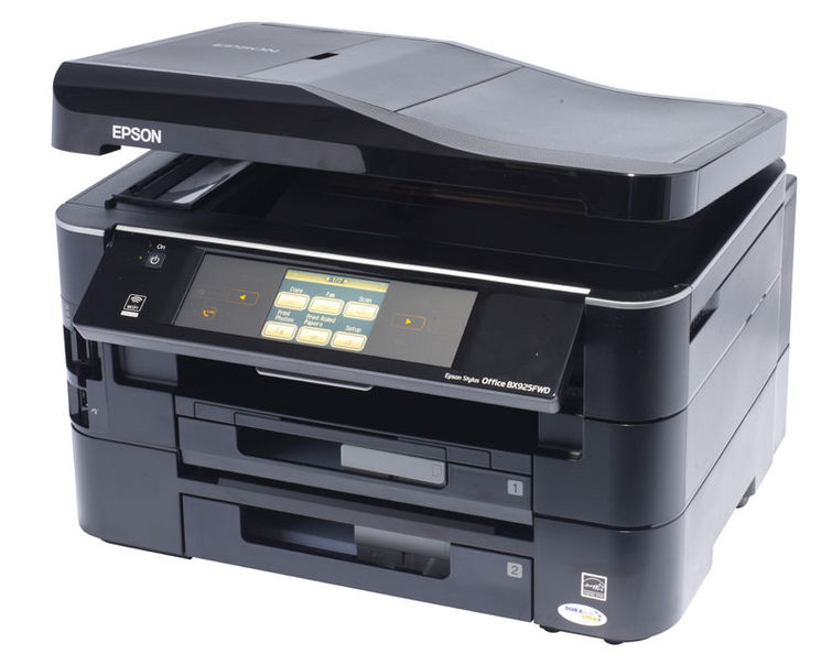 Epson B & BX BX925FWD  NEW Printer Reset