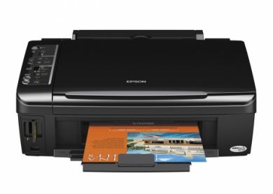 Epson TX TX109 Printer Reset