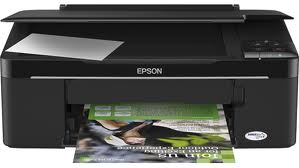 Epson TX TX121 Printer Reset
