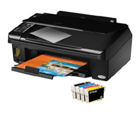 Epson TX TX200 Printer Reset