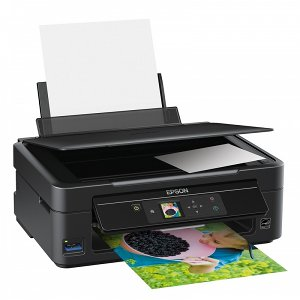 Epson SX SX430W New Printer Reset