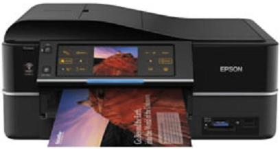 Epson TX TX820FWD Printer Reset